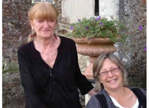 Anne and Peg