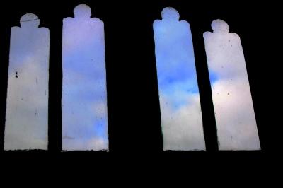 Sept. 14- Window viewChateau du Pin