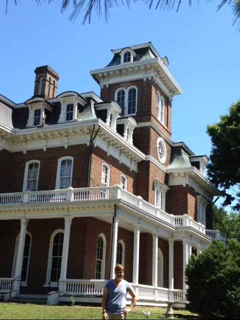The Branner House